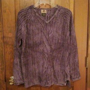 Heavyweight sweater